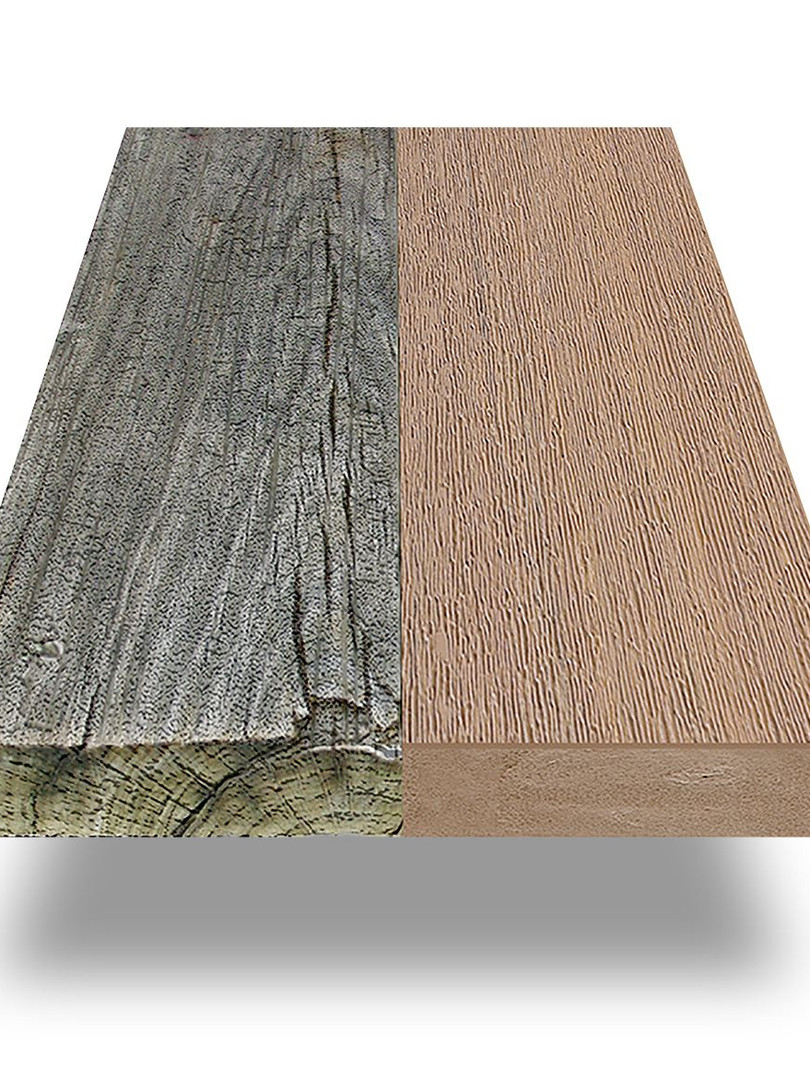 Agining Wood vs Composite