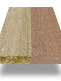 Aging Wood vs. Composite 2