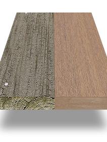 Aging Wood vs Composite 4