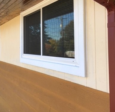 17 New windows and more energy saved.