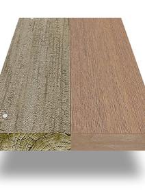 Aging Wood vs Composite 3
