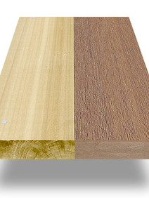 Aging Wood vs Composite