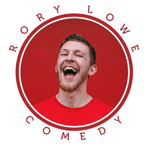 """Tee - """"Rory Lowe"""""""