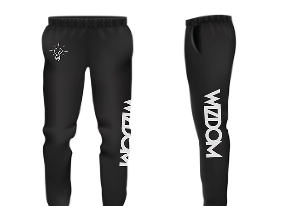 Oversized WIZDOM Sweats (Big Logo)