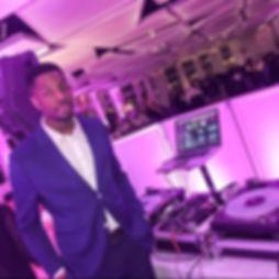 DJ gWiz Wedding Picture