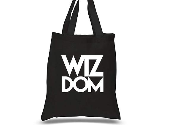WIZDOM Tote Bag