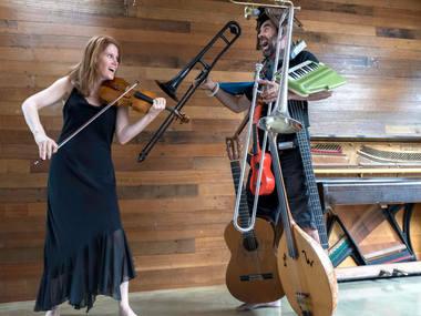 Mal Webb & Kylie Morrigan (VIC)