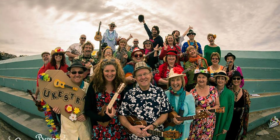 Ukestration - Be part of a Ukulele Orchestra