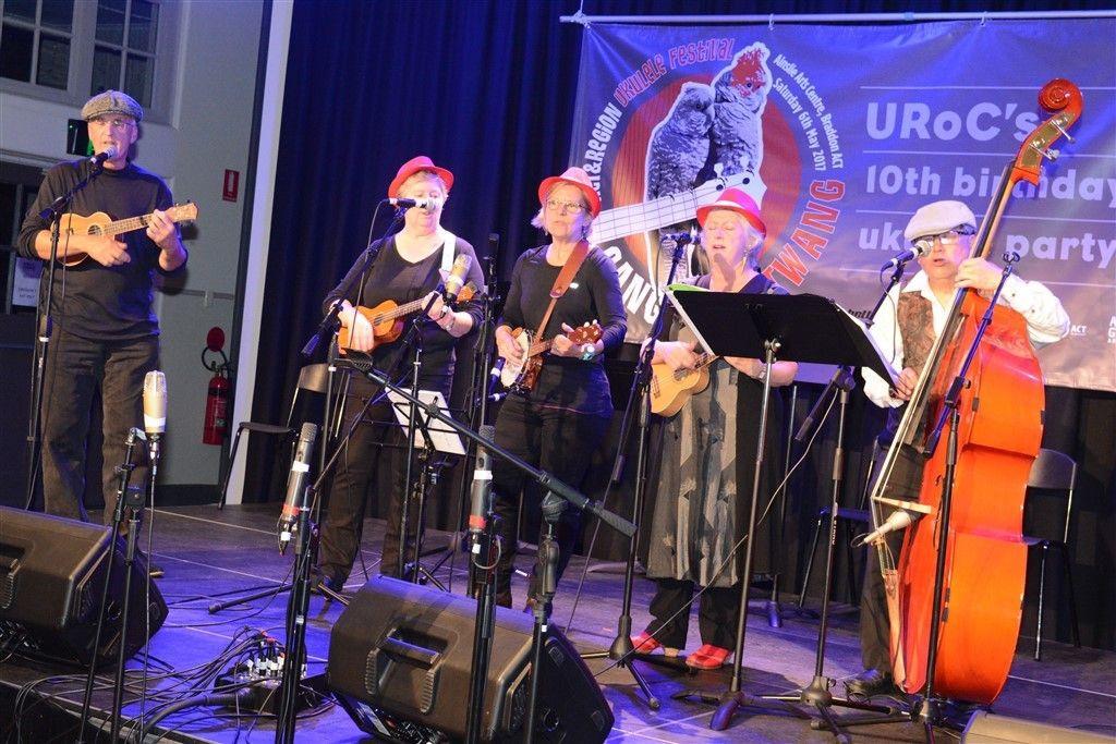 Ukulele Festival Newcastle Nsw Australia Newkulelefestival
