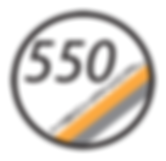 This is the 550 Mechanical Logo