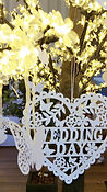 Wedding Wishes Cherry Blossom Tree with LED lights