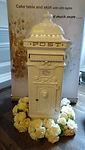 White Metal Wedding Post Box.jpg