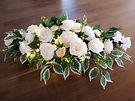 Top Table Flower Arrangement