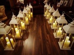 Wedding Lanterns from Limelight Weddings