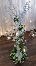 Manzanita Tree Centrepiece