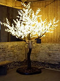Cherry Blossom Tree with LED lights