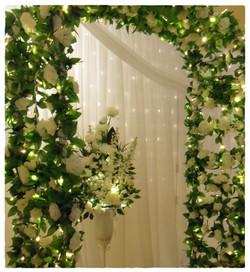 Bridal Archway