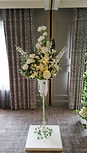 Wedding Flower Pedestals