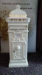 Metal Wedding Post Box