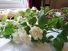 Stephanotis Flower Garland
