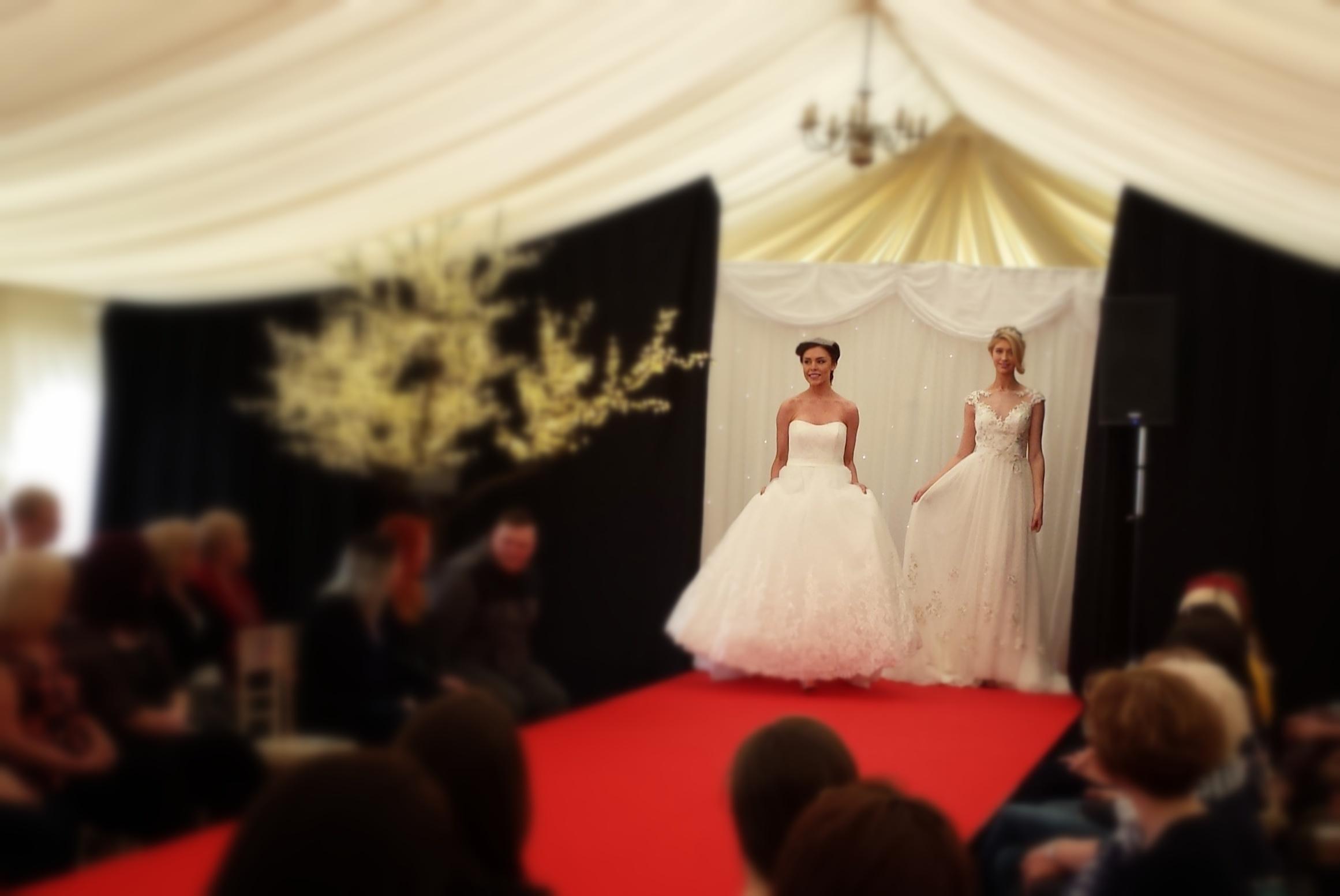 Perth Wedding Showcase - Runway Show
