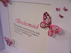 Bridesmaids Gift
