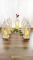Tall Wedding Lanterns