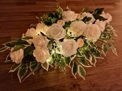 Wedding Top Table Floral Decoration