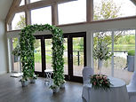 Wedding Archway from Limelight Weddings