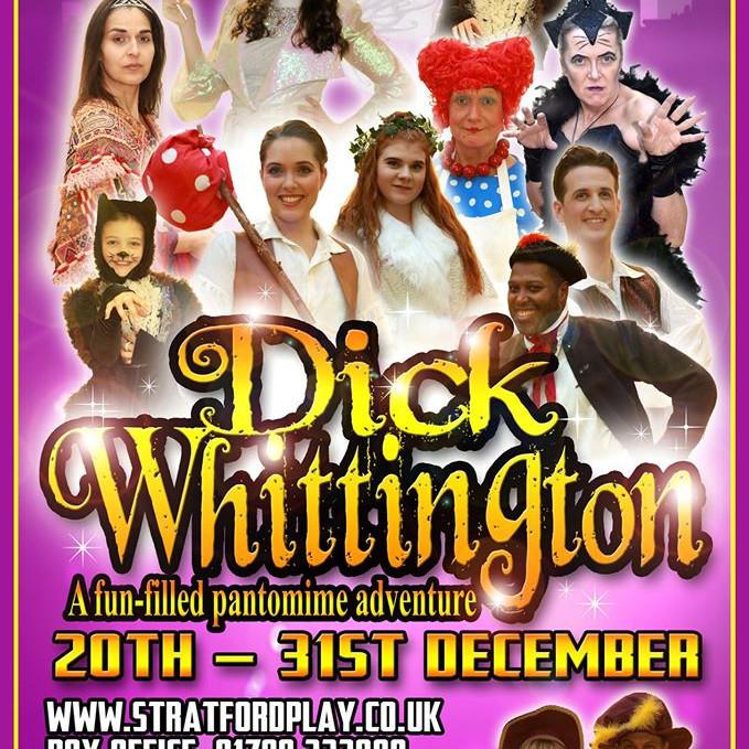 Reviewing Stratford PlayHouse's Dick Whittington