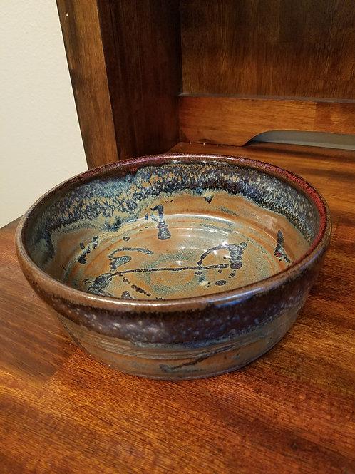Item #15 - Large Flat Bottomed Serving Bowl