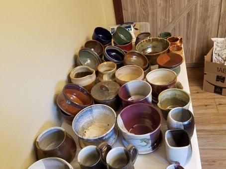 COVID19 Era Pottery