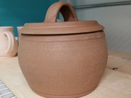 Pottery can break your heart