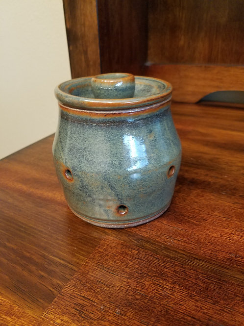Item #17 - Garlic Jar