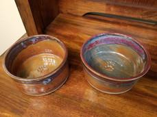 """Dog bowls - Medium (6""""x3"""")"""