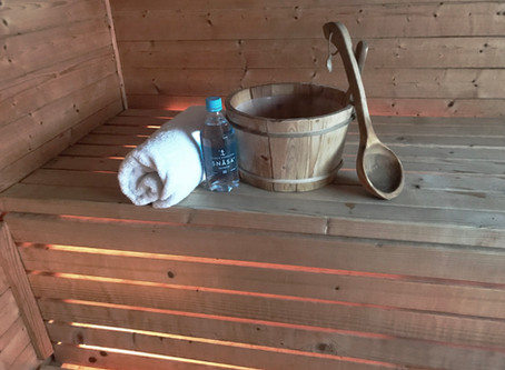 Beach Sauna
