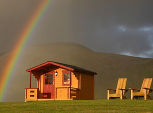 Cabins Stave Camping