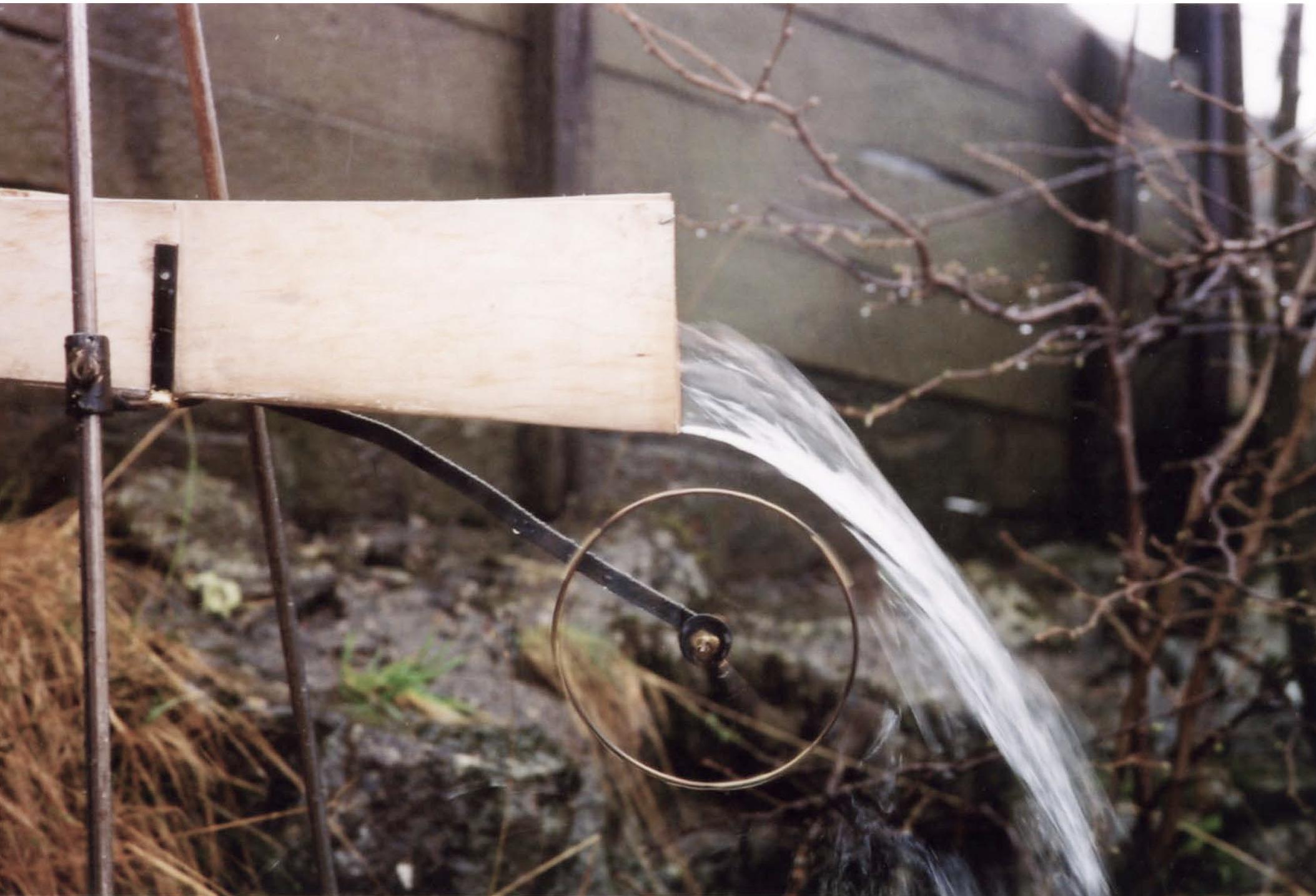 water instrument crop