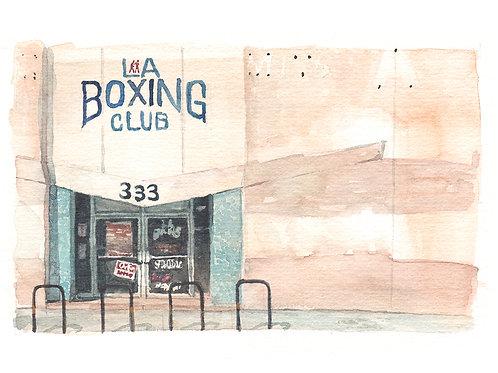 LA Boxing Club