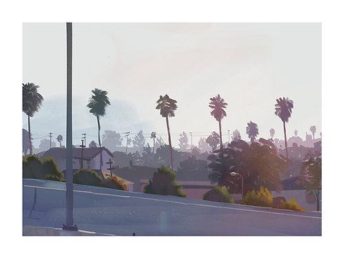 Hazy LA