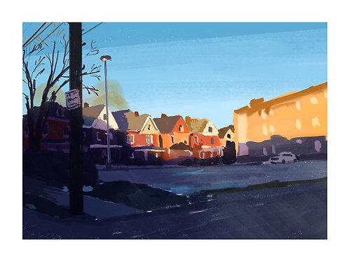 Wilkinsburg low light