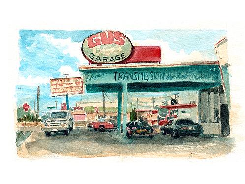 Gus' Garage