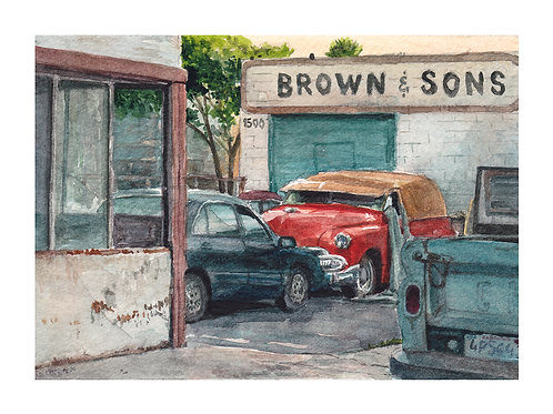 Brown & Sons