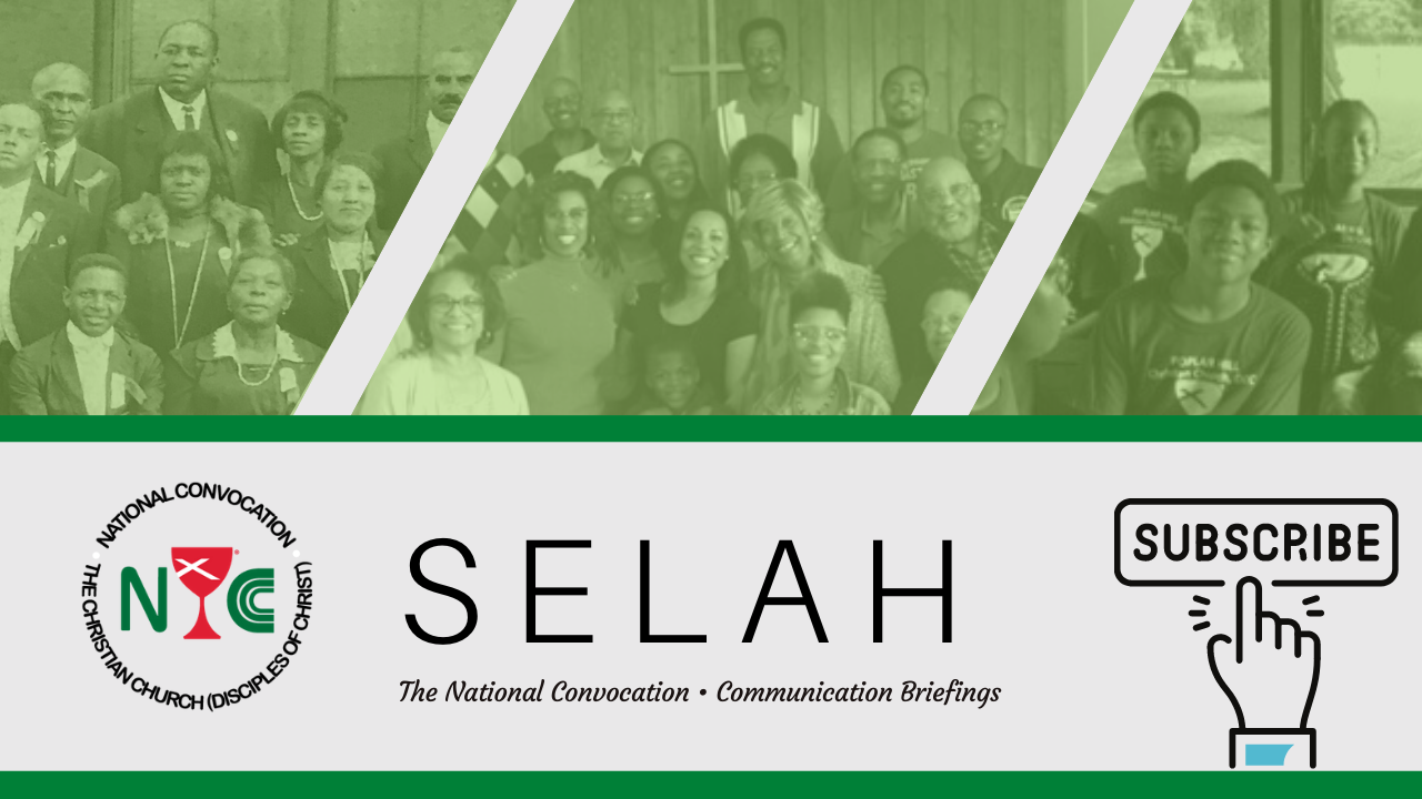 Selah - National Convocation Communication Briefings