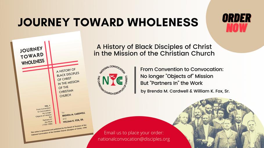 Journey Toward Wholeness Book