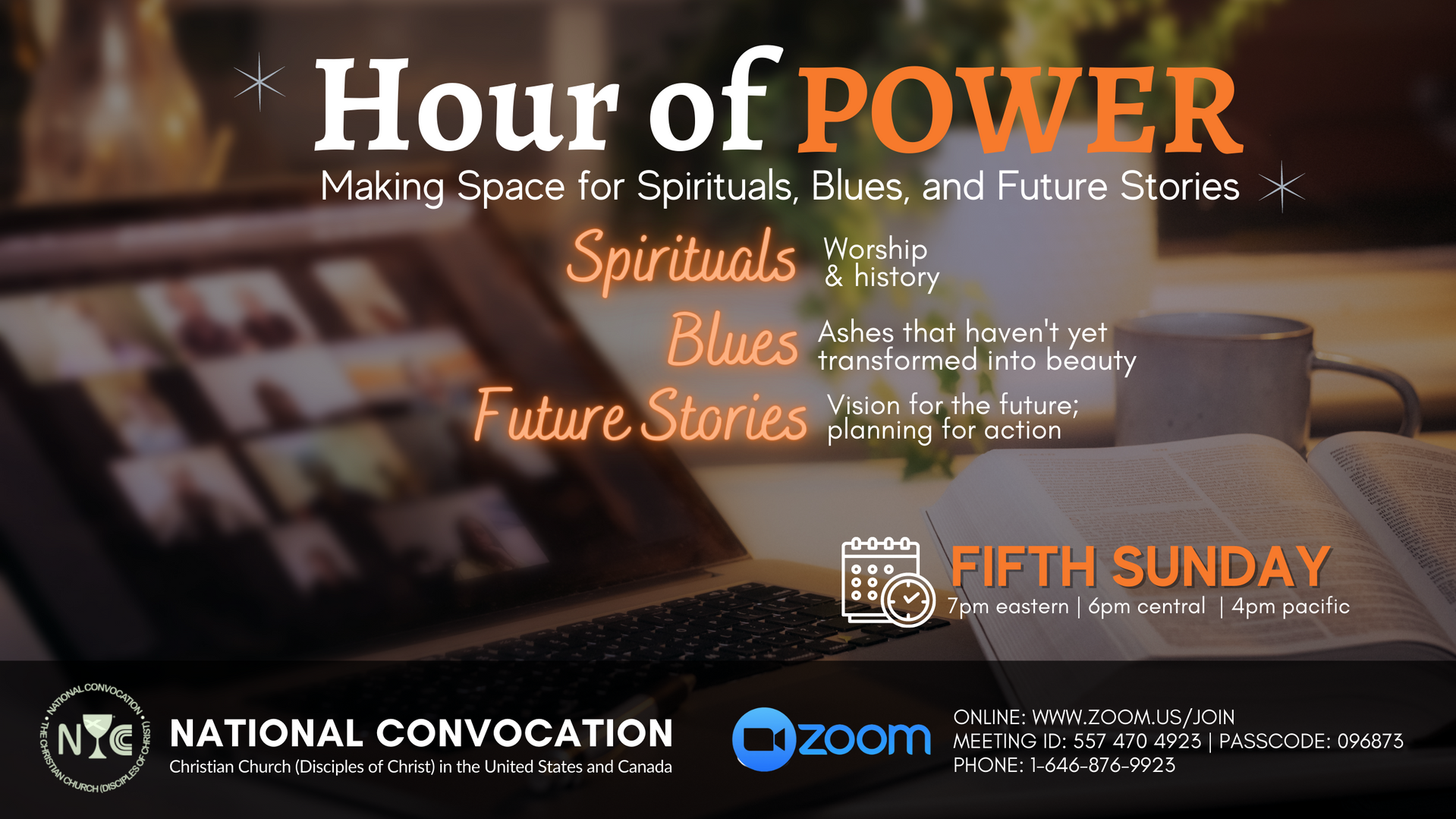 Hour of Power | Fifth Sunday