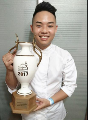 Chef Samuel Quan