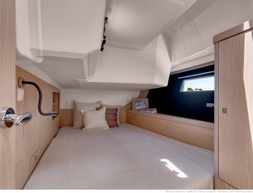 below deck: junior cabin (starbird/right)
