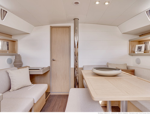 Below Deck: Couch area