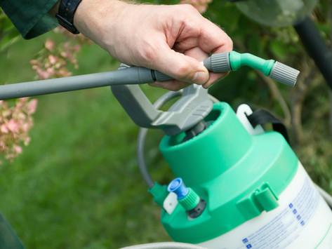 Safe Use & Application of Pesticides